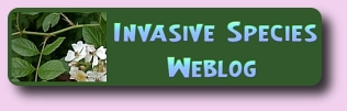 Invasive Species Weblog logo