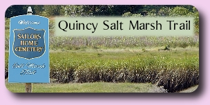 Quincy Salt Marsh Trail website